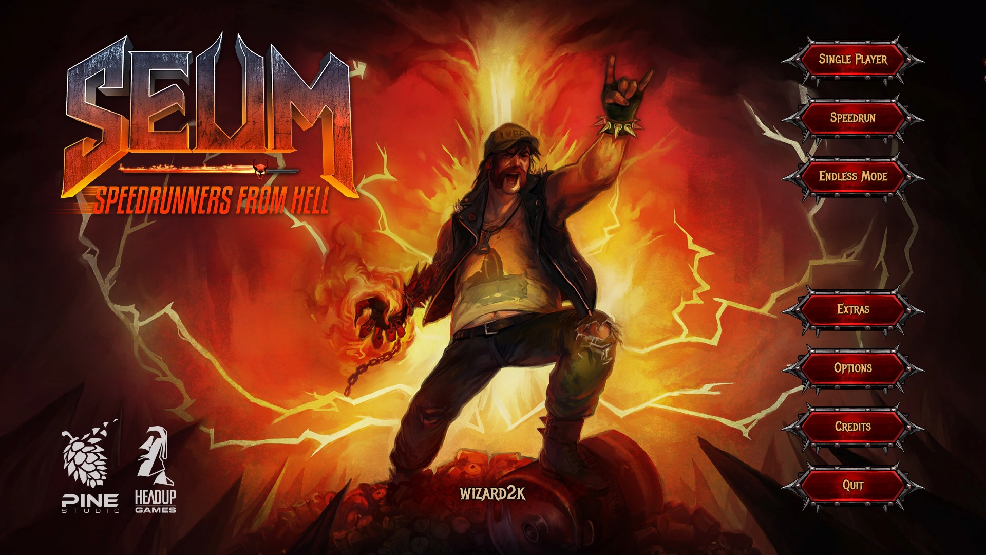 SEUM: Speedrunners from Hell apre i cancelli su Playstation 4