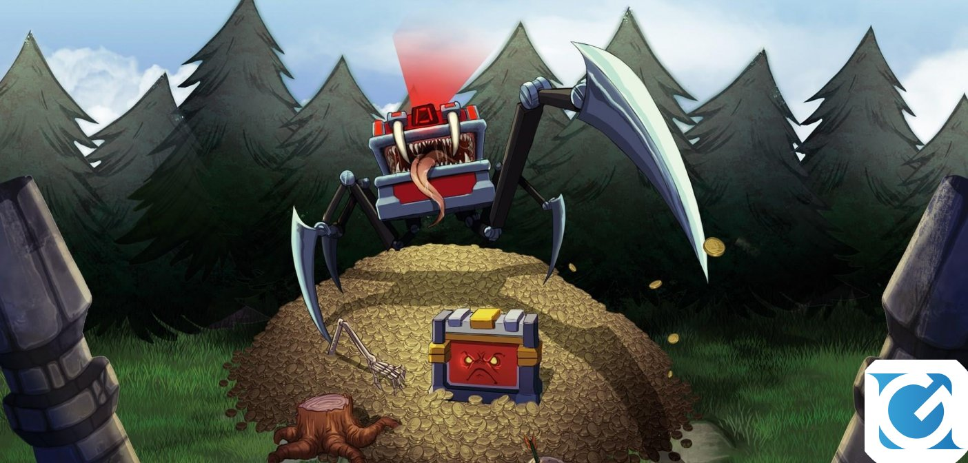 Shadow of Loot Box arriva su XBOX One, Switch e PS4 a novembre