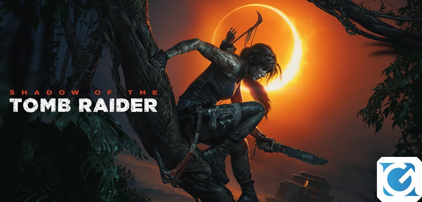 Shadow of the Tomb Raider e' disponibile