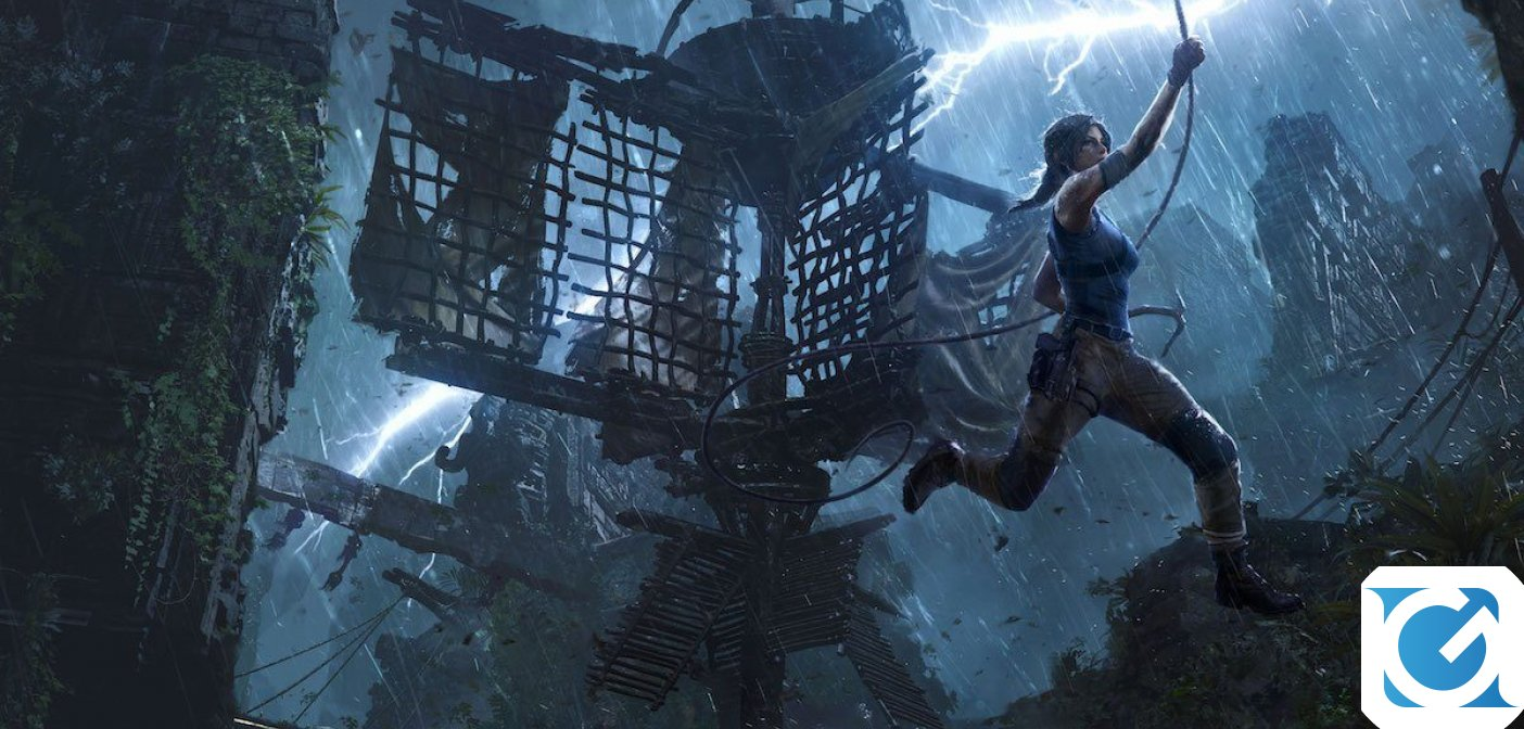 The Pillar per Shadow of the Tomb Raider è disponiible