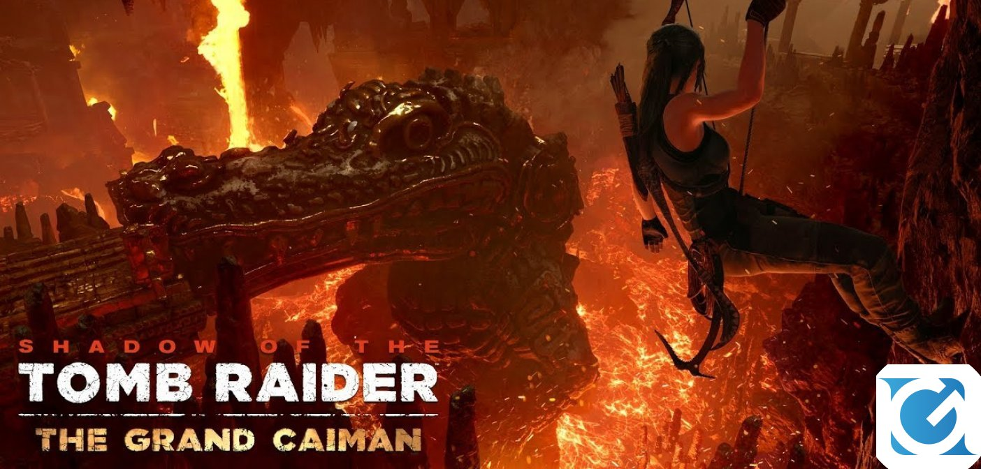 The Grand Caiman è disponibile per Shadow of the Tomb Raider