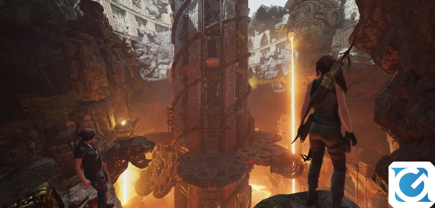 The Forge, il primo DLC di Shadow of the Tomb Raider è disponibile