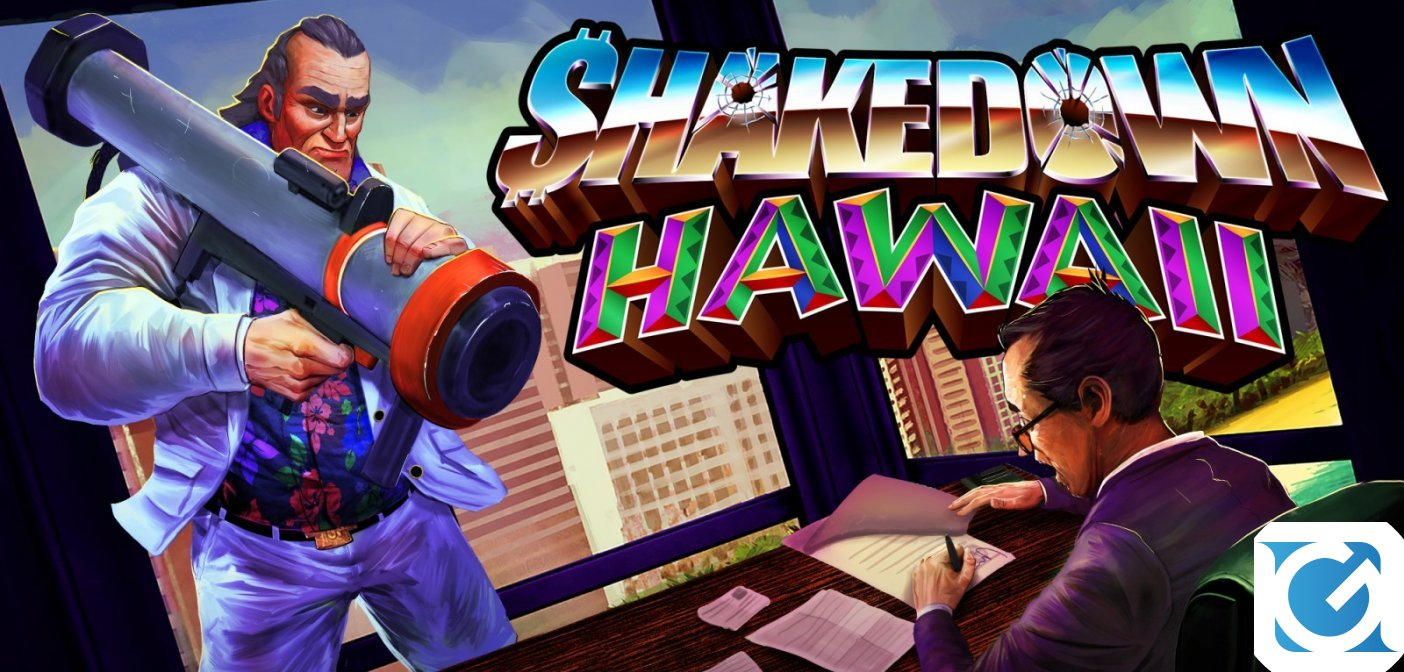 Shakedown: Hawaii sarà disponibile su 3DS dal 19 settembre