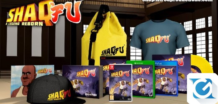 Shaq Fu: A Legend Reborn: avvistata la Collector's Edition