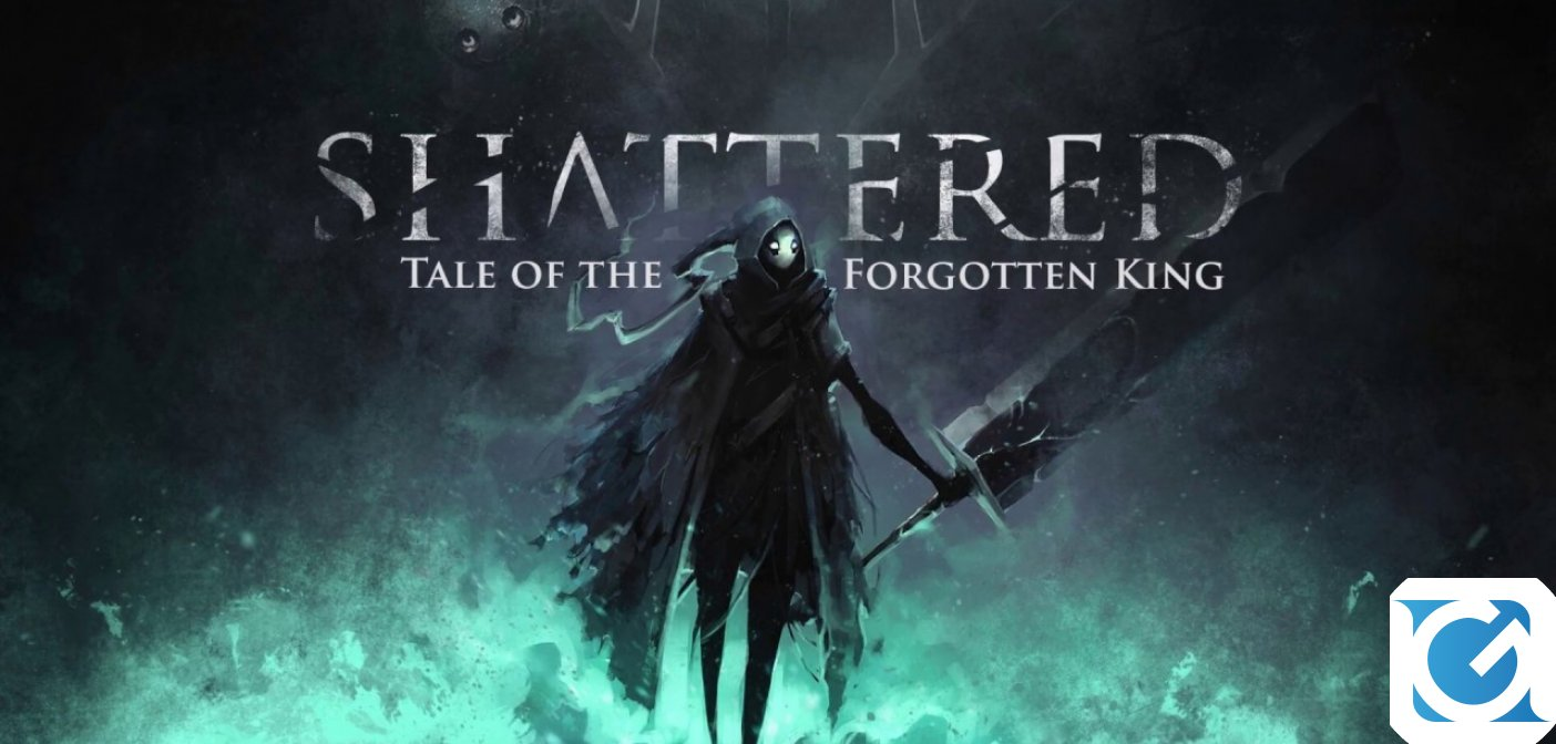 Shattered - Tale of the Forgotten King esce dall'Early Access il 17 febbraio