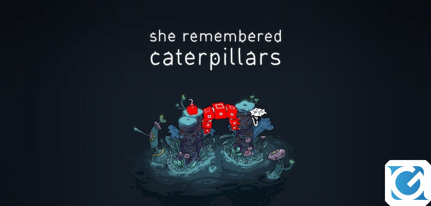 She Remembered Caterpillars arriva il 28 marzo su Switch