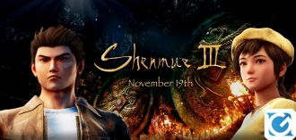 Shenmue III è disponibile