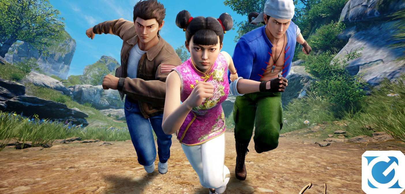 Shenmue III è disponibile su Steam