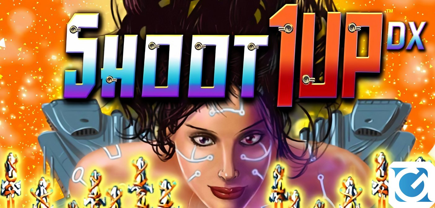 Shoot 1UP DX  arriva su Switch a metà ottobre