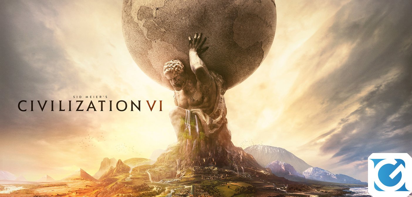 Sid Meier's Civilization VI annunciato per XBOX One e Playstation 4