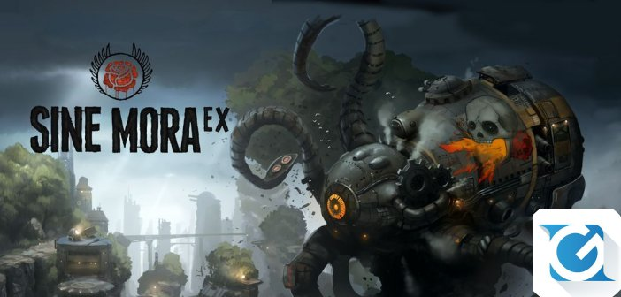 Recensione Sine Mora EX per Nintendo Switch - Bullet hell in mobilita'