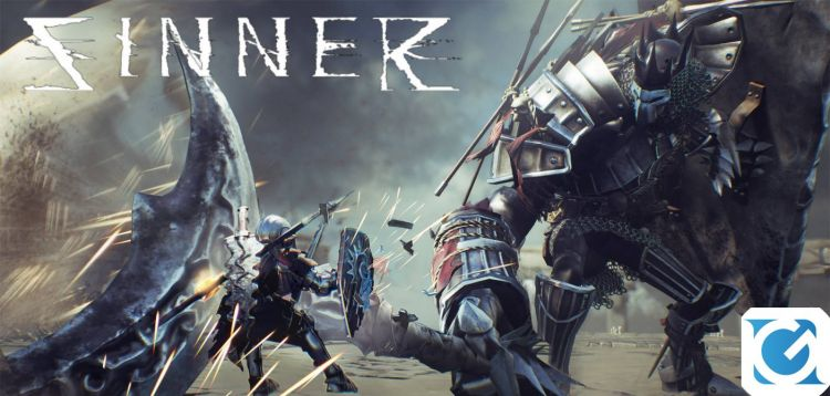 Sinner: Sacrifice for Redemption è disponibile da oggi su Discord