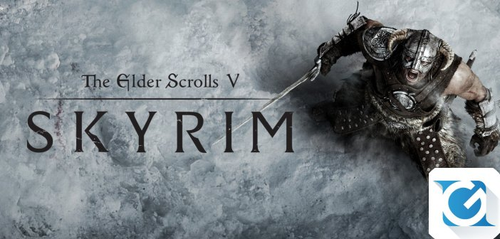 The Elder Scrolls: Skyrim e' finalmente disponibile per Nintendo Switch e Playstation VR