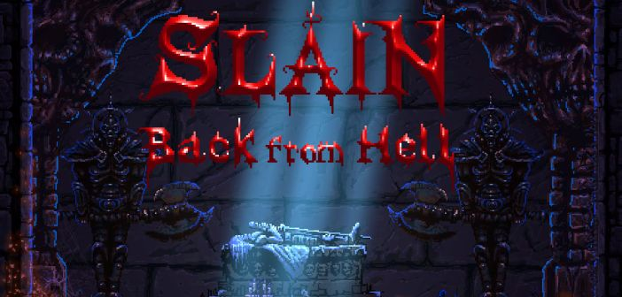 Slain: Back From Hell arriva in formato fisico per Switch
