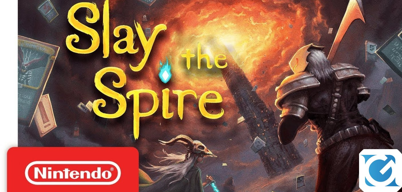 Slay the Spire arriva su Switch il 6 giugno