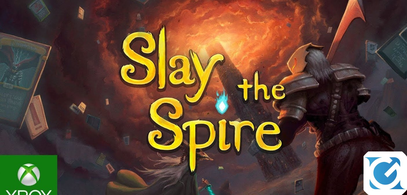 Slay the Spire è disponibile anche su XBOX One (e in game pass)