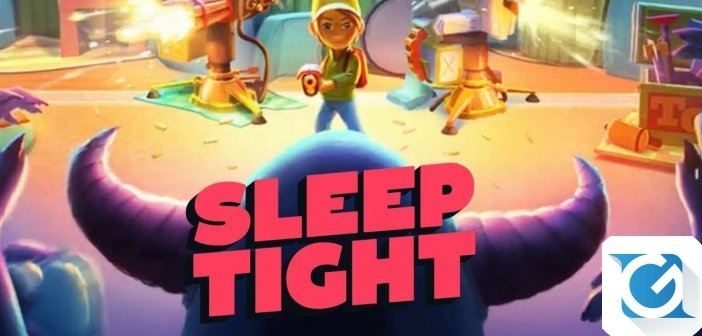 Nuovo trailer per Sleep Tight!