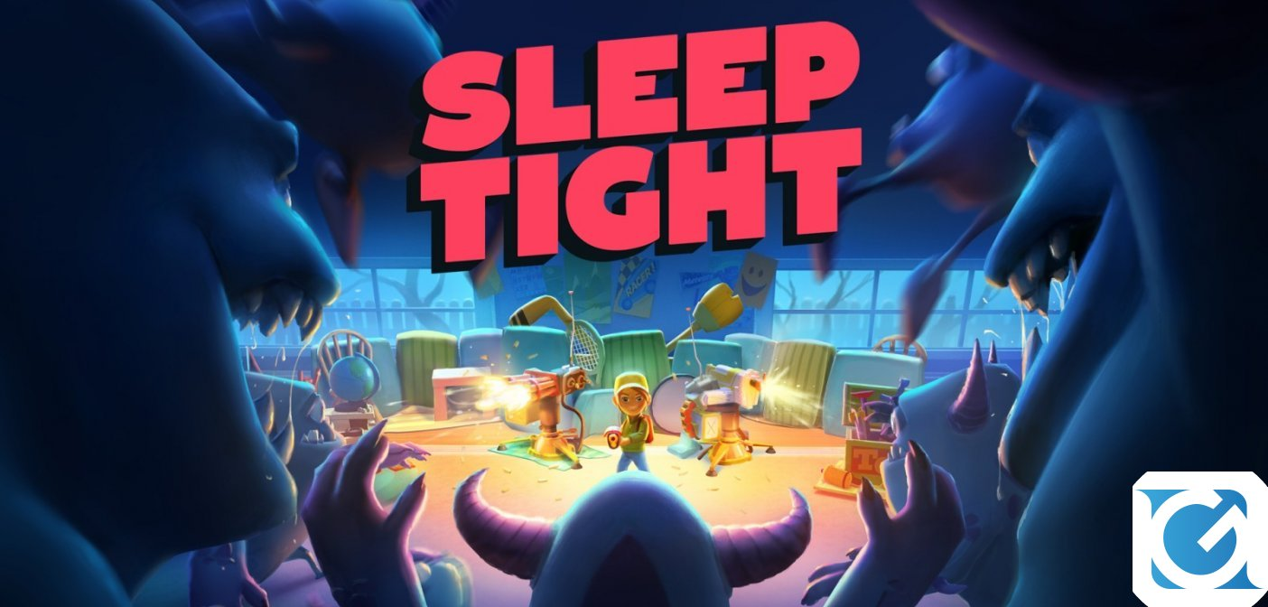 Sleep Tight è disponibile per Switch