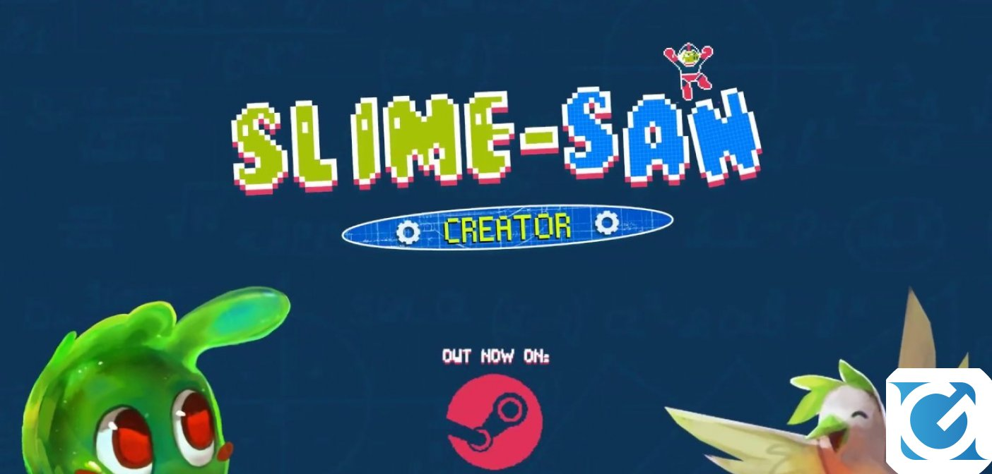 Slime-san: Creator è disponibile su PC