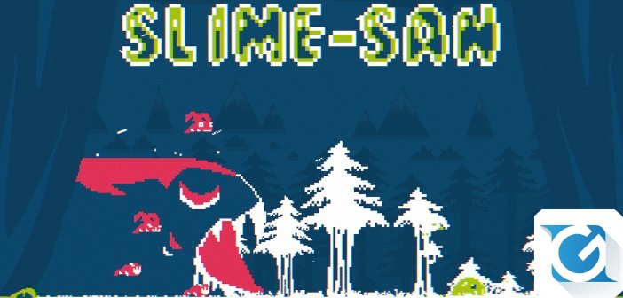 HeadUp Games distribuira' Slime-San