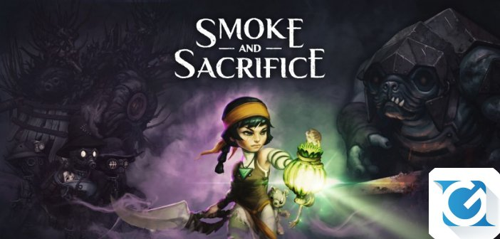 Smoke and Sacrifice e' disponibile per Switch e PC
