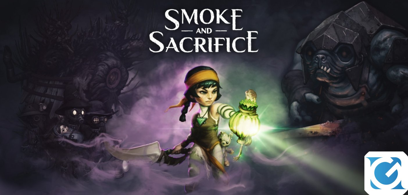 Smoke and Sacrifice è disponibile per XBOX One e Playstation 4