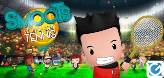 Smoots World Cup Tennis arriva questa settimana su PS4 e Switch