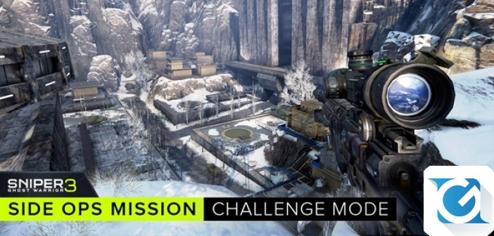 CI Games svela le Side Ops Mission di Sniper Ghost Warrior 3 con la Challenge Mode