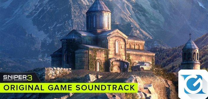 E' disponibile su Youtube un sample della soundtrack di Sniper Ghost Warrior 3