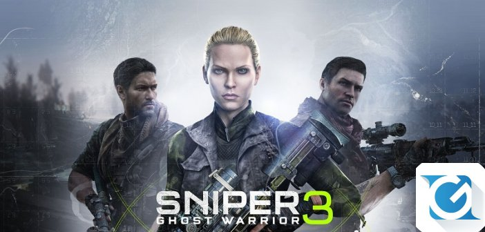 Sniper Ghost Warrior 3 e' finalmente disponibile
