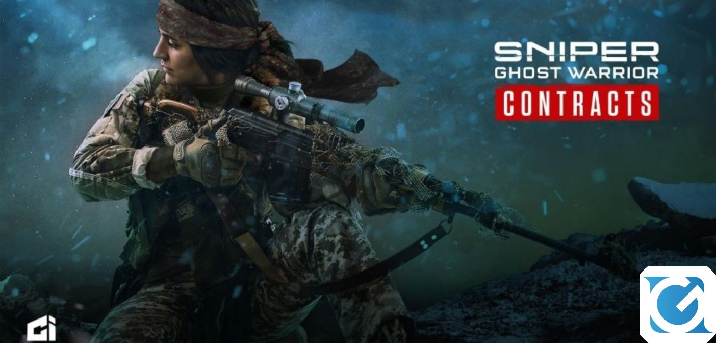 Sniper Ghost Warrior Contracts è disponibile per PC e console