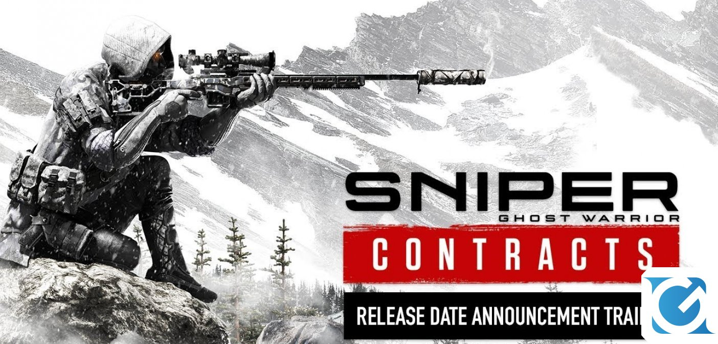 Sniper Ghost Warrior Contracts ha una data d'uscita!