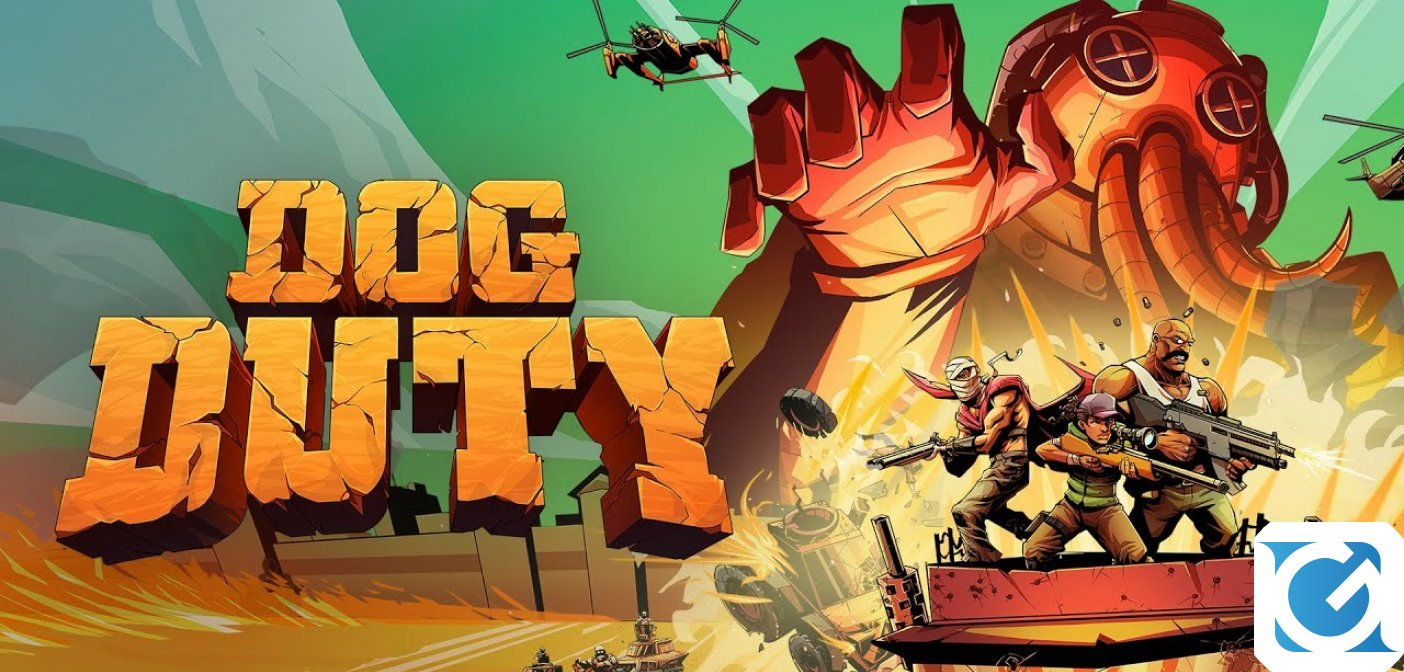 SOEDESCO ha annunciato Dog Duty per PC e console