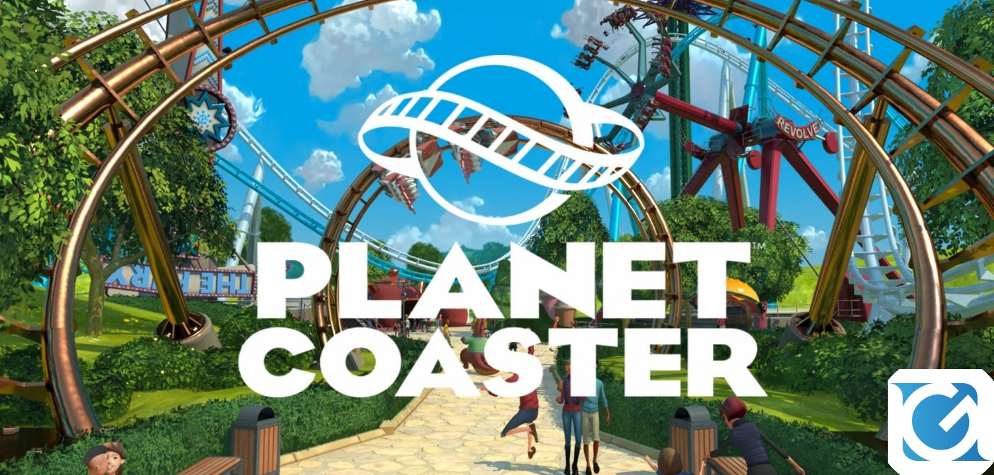 Sold Out fa squadra con Frontier Developments per l'uscita fisica di Planet Coaster su console