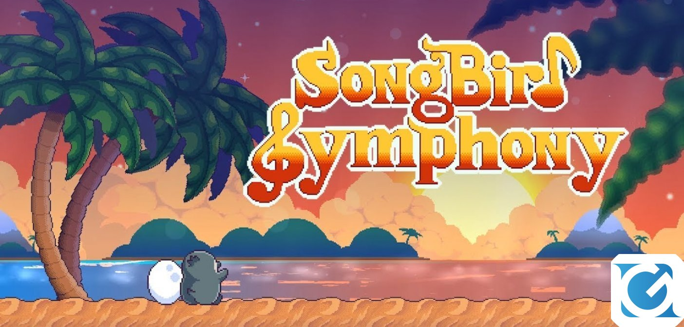 Songbird Symphony e Aggelos sono disponibili in formato fisico su PS4 e Switch