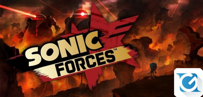 Nuovo trailer per Sonic Forces