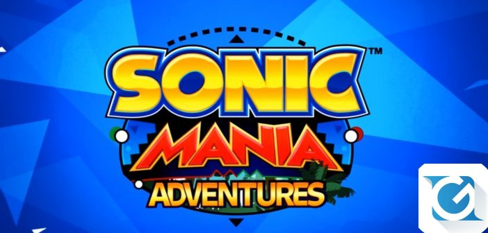 Sonic Mania Adventures: disponibile il quarto episodio