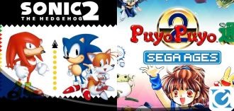 Sonic The Hedgehog 2 e Puyo Puyo 2 disponibili nella raccolta SEGA AGES