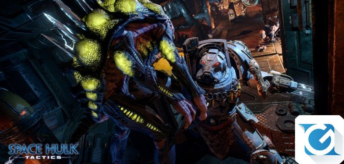 Space Hulk Tactics: nuovo video trailer