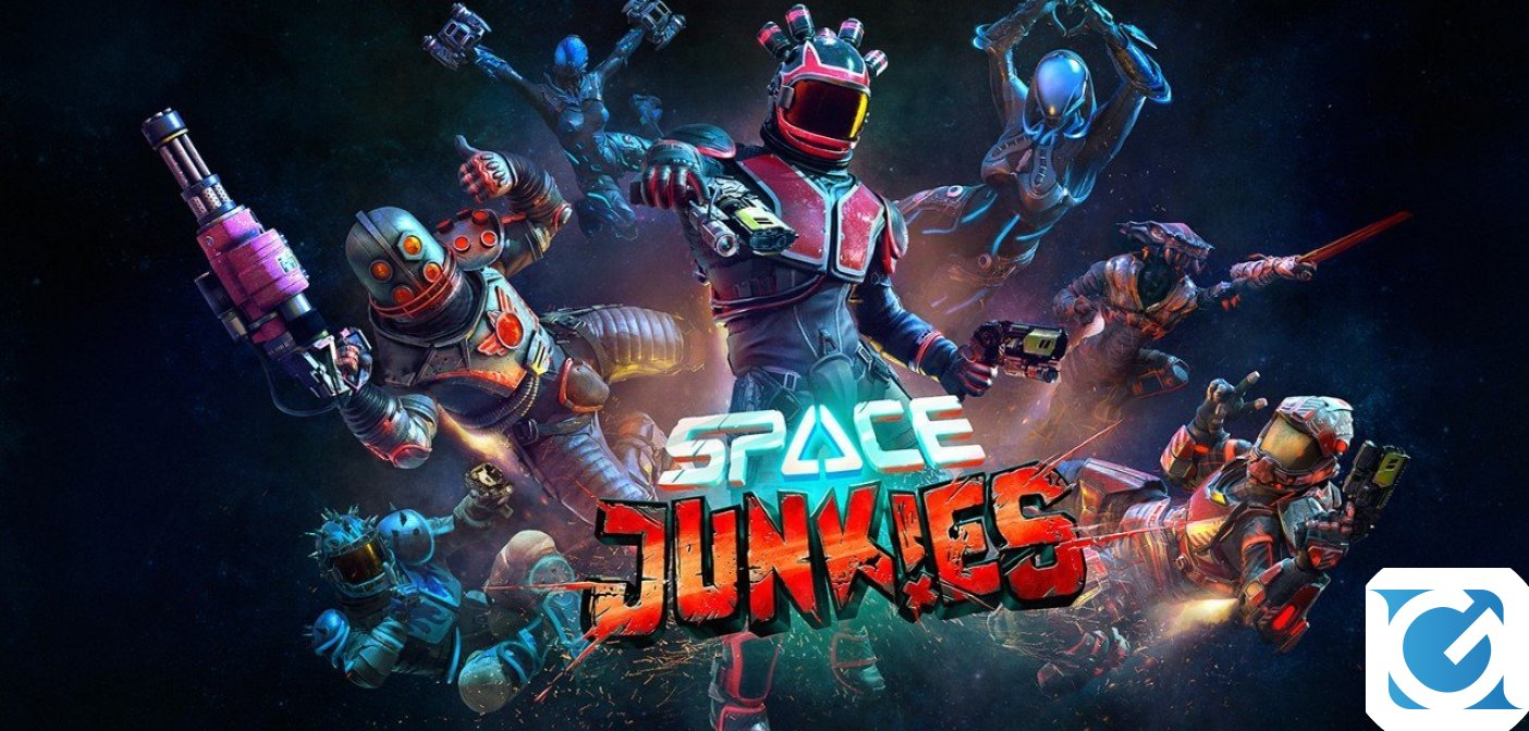 Ubisoft annuncia Space Junkies per PSVR e PC VR