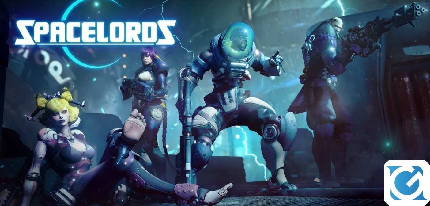 Spacelords arriverà anche su XBOX Series X e Playstation 5