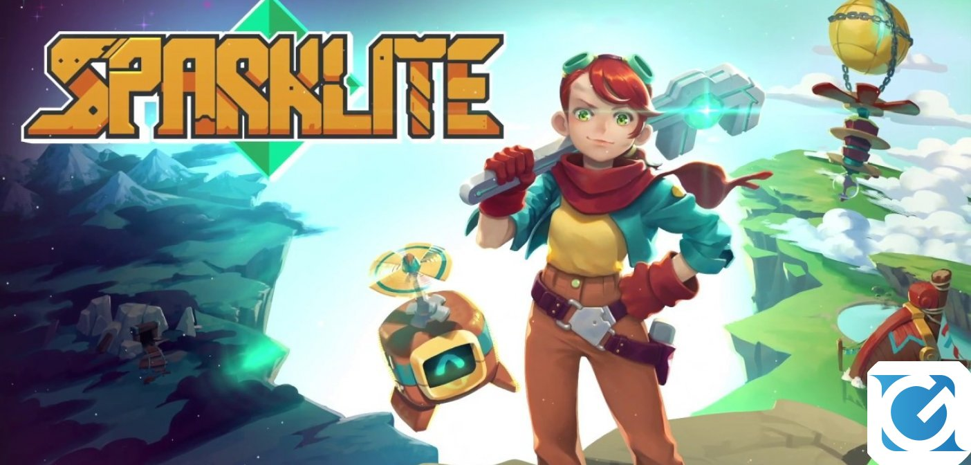 Nuovo video di gameplay per Sparklite direttamente dalla Gamescom 2019