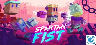 Spartan Fist è disponibile per console