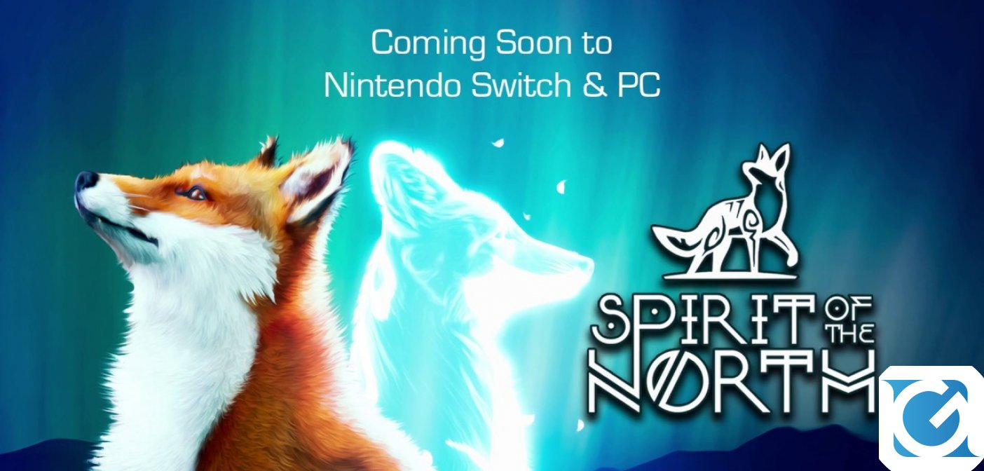 Spirit of the North arriva il 7 maggio su PC e Switch