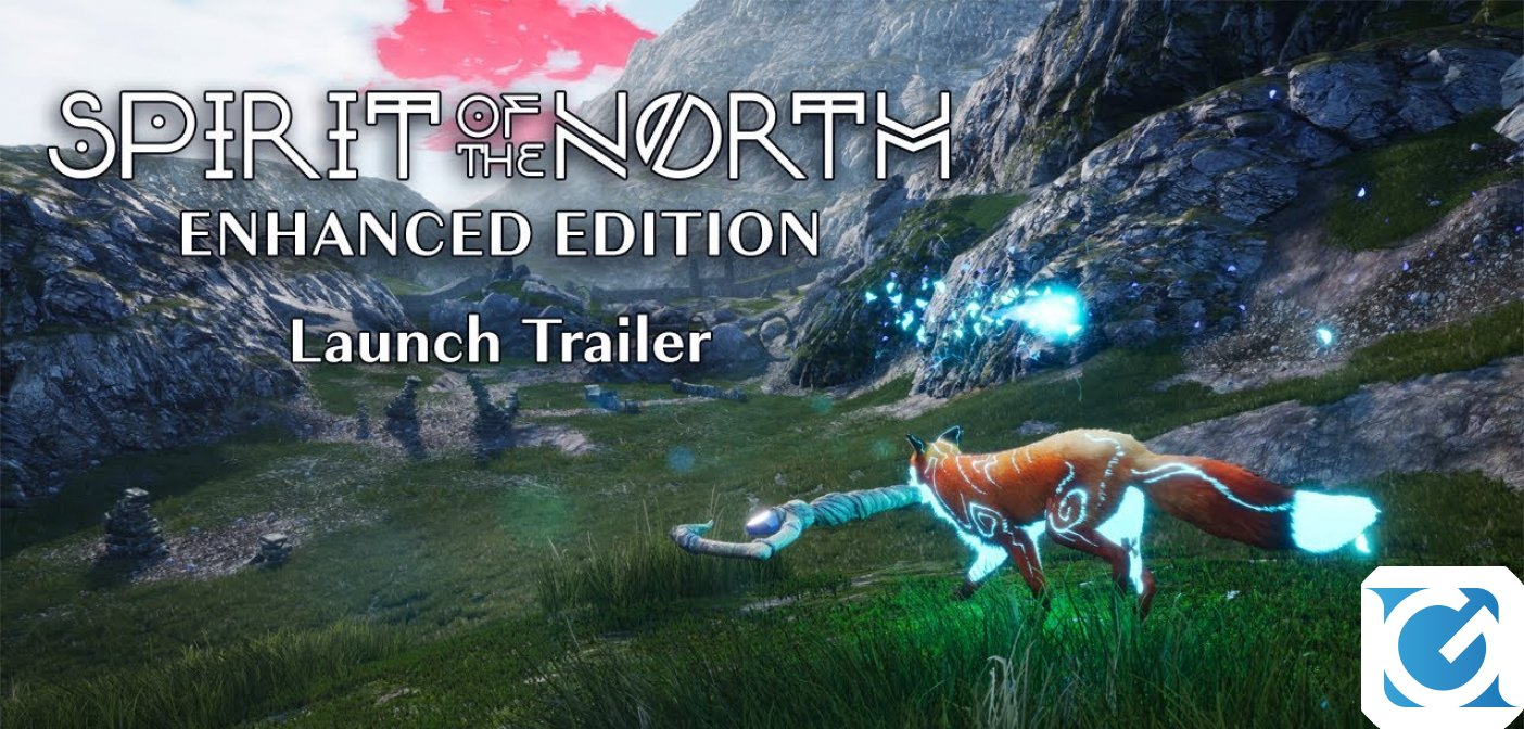 Spirit of the North: Enhanced Edition è disponibile su Playstation 5