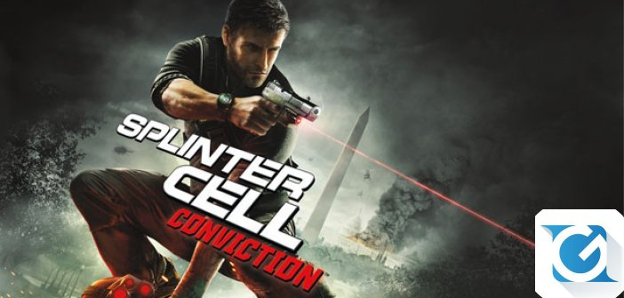 Splinter Cell: Convition arriva in retrocompatibilita' su XBOX One