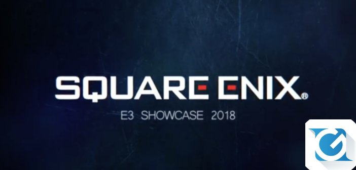 E3 2018: Line up eventi Square Enix