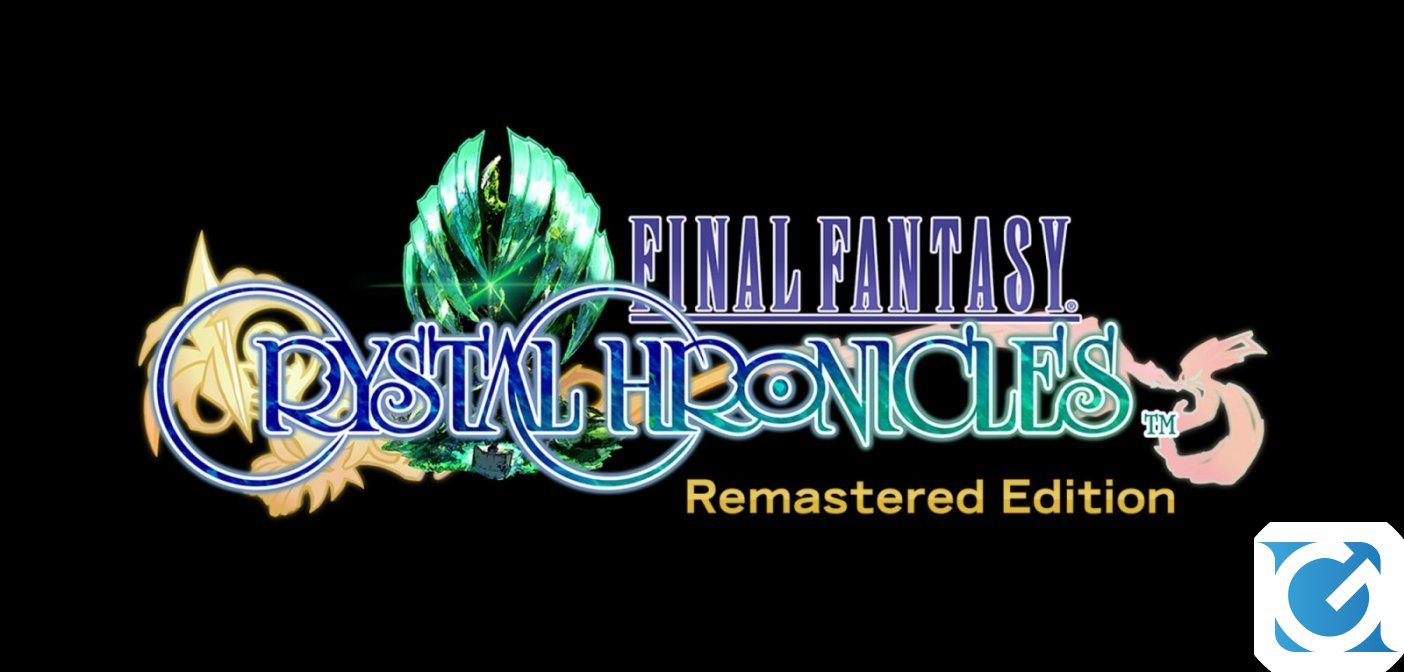 Square Enix ha annunciato FINAL FANTASY CRYSTAL CHRONICLES Remastered Edition