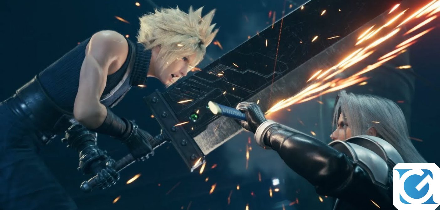 Square Enix presenta il main theme di Final Fantasy VII Remake