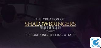Square Enix presenta il primo episodio di The Creation of FINAL FANTASY XIV: Shadowbringers